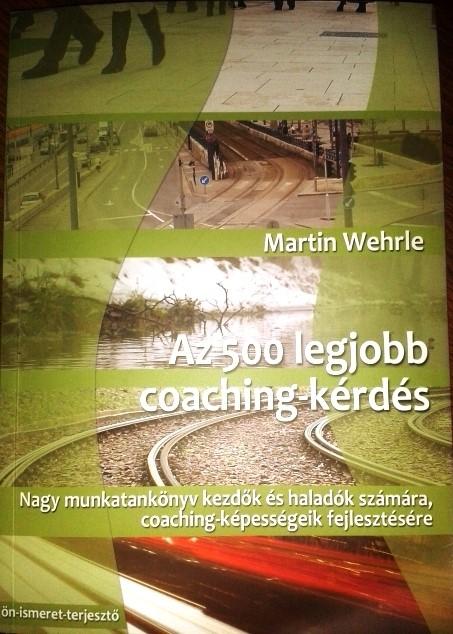 coaching coach kérdezéstechnika szakirodalom