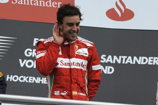 Fernando Alonso / Ferrari