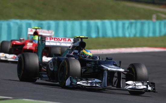 Bruno Senna /Williams