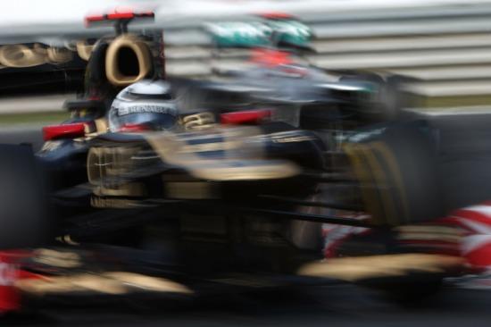 Kimi Räikkönen / Lotus F1 Team