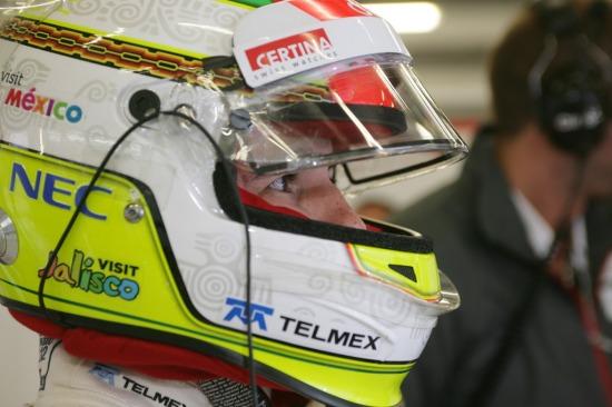 Sergio Perez / Sauber
