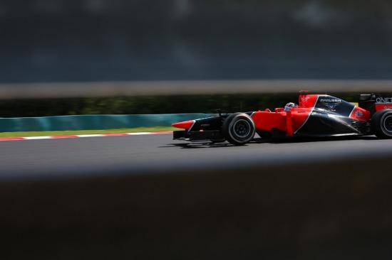 Timo Glock / Marussia