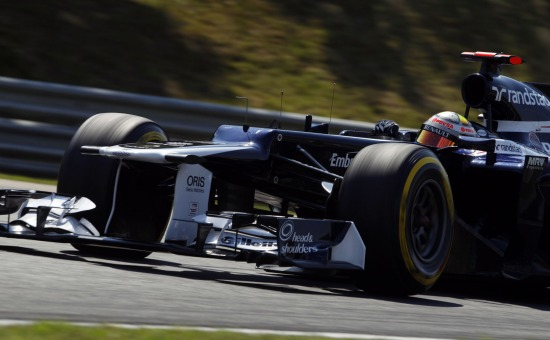 Pastor Maldonado / Williams