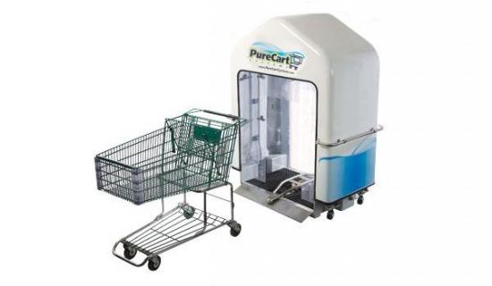 PureCartSystems kocsimosó