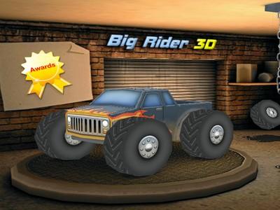 Big Rider 3D