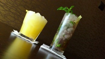 receptúra frangelico sour cherry mojito melange kávéház frangelico pávai miki