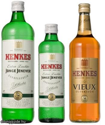 híres italmárkák bols bols genever jenever italfajták