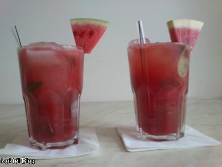 görögdinnyés limonádé limonádé receptúra