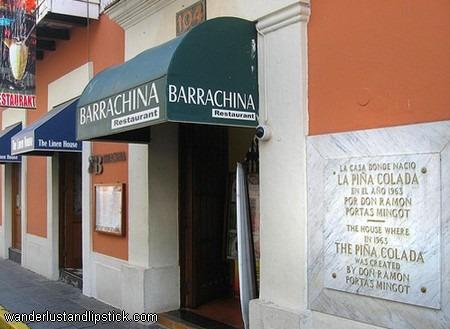 pina colada receptúra rum iba official cocktail ramon monchito marrero nunez ramon portas ricardo garcia roberto cofresi