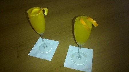 bucks fizz mimosa pezsgő receptúra iba official cocktail grand marnier grenadine