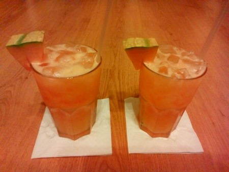 limonádé sárgadinnyés limonádé receptúra alkoholmentes