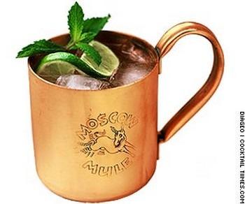 moscow mule receptúra iba official cocktail jönnek az oroszok vodka john g. martin jack morgan