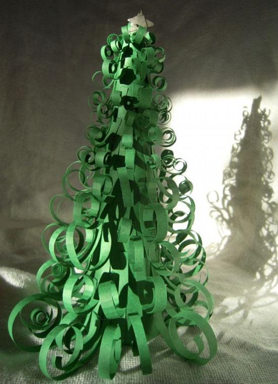 Kreatív karácsonyfa