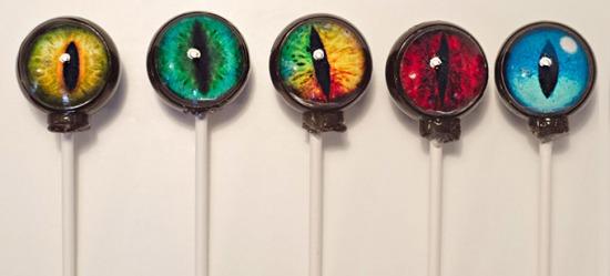 dizájn édesség nyalóka nyaloka golyó szem gömb