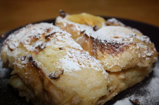 recept melegétel tészta édesség felfújt körte dió kalács zsemle