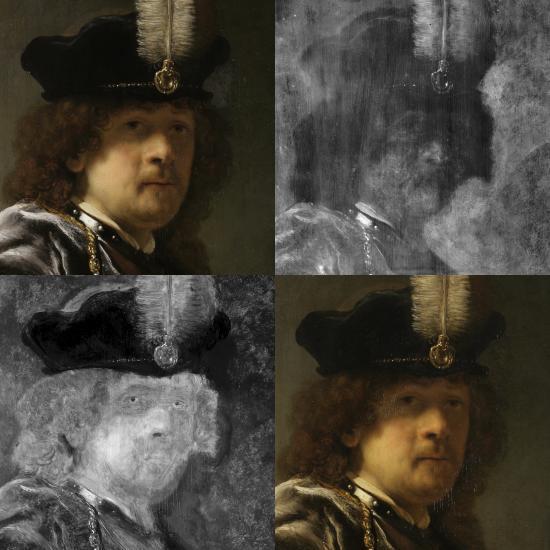 Hamis, nem hamis, hamis, nem hamis Rembrandt, Poussin