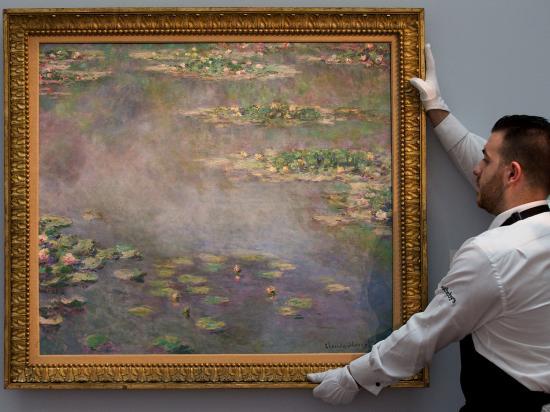 Dylan és Monet hasított az aukciós piacon