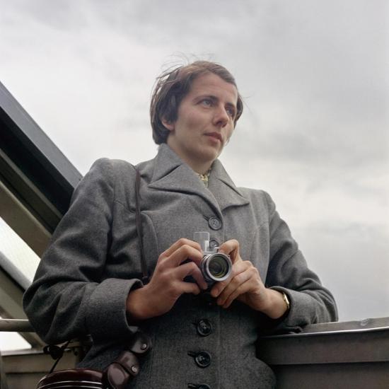 A lökött, voyeur dada, Vivian Maier nyomában