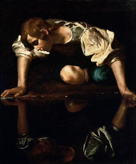 Eltemetik Caravaggiot