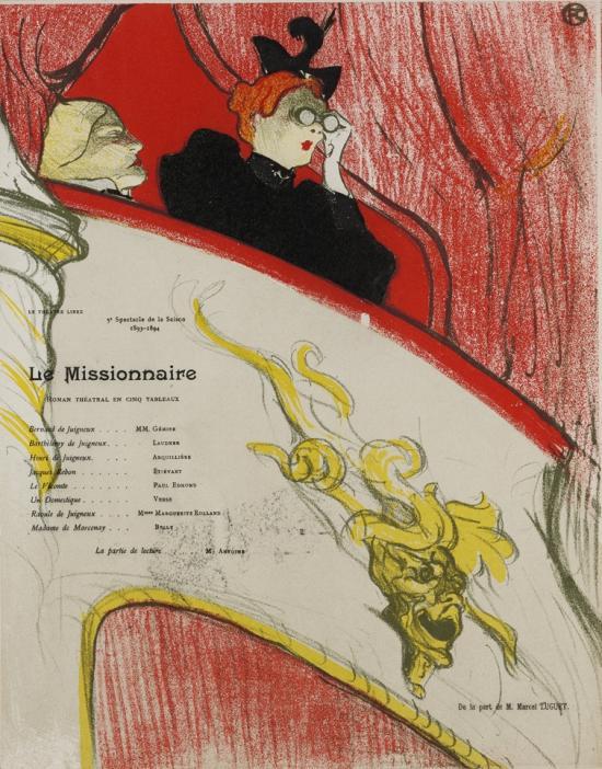 Ilyenek voltak Lautrec prostijai