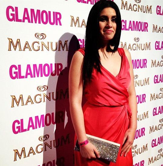 Radics Gigi, a Viva Comet Gála győztese 2013-ban