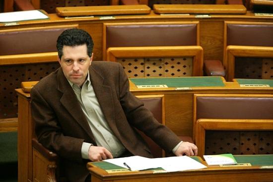Schiffer - a parlamentben