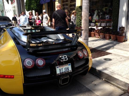 Bugatti a Bijan butik tulajdonosának gyűjteményéből