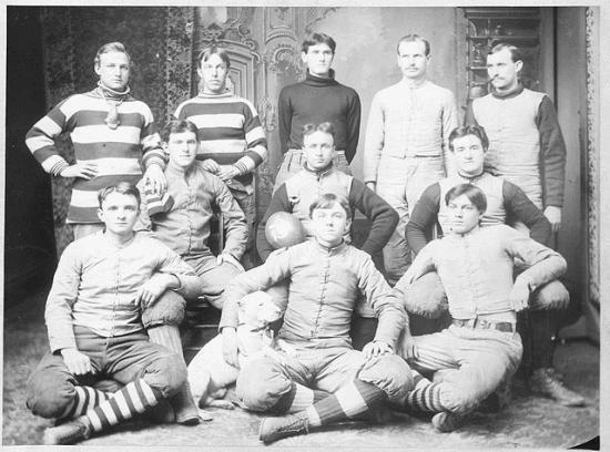 A világ első focimeccse