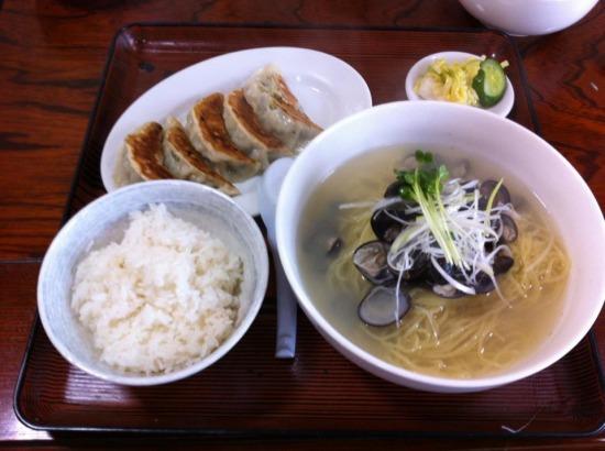 Shijimi Ramen leves - Fotó: Maki