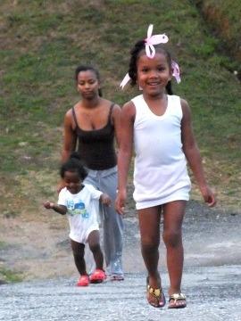 Brasso Secóban nem csak a gyerekek békések