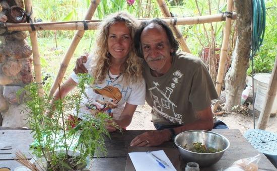 Paulista és Erika... mikor volt szabad percünk egy fotót készíteni