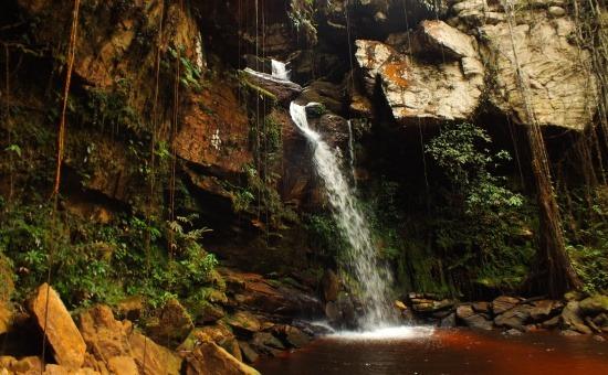 Nincs tepui vízesés nélkül - Salto Catedral