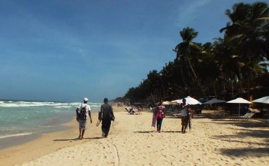 A sziget, ahol több az árus, mint a turista