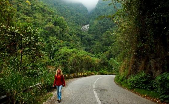 Köderdő és a Chorro de las Gonzales