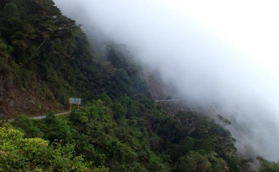 Az út a ködbevész - irány Tovar