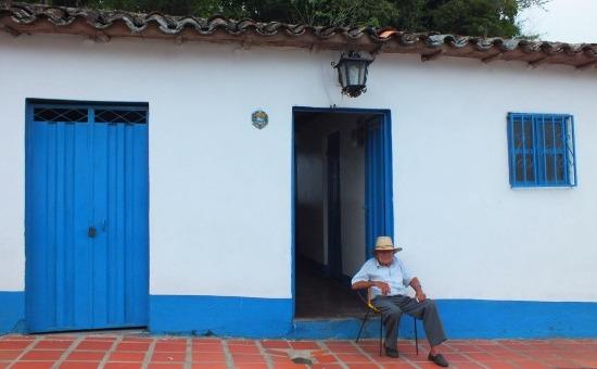 A 98 éves öregúr San Pedro legöregebb lakója