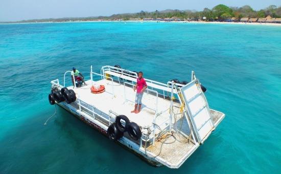 A teknő árulkodik: Playa Blanca nem a gazdag turisták nyaralóhelye