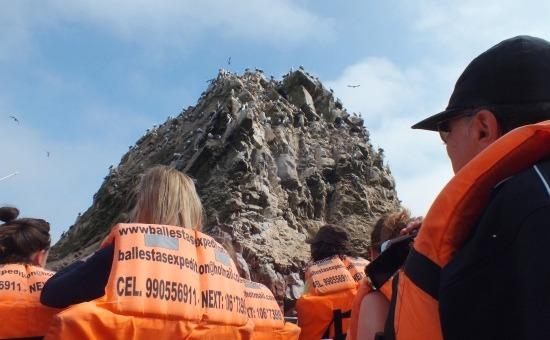 Nem leszel egyedüli turista Peruban