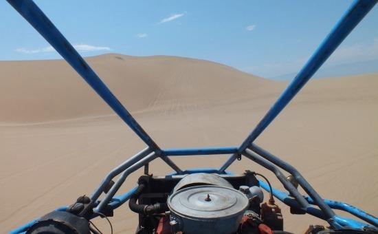 És így néz ki a homokfutóból...