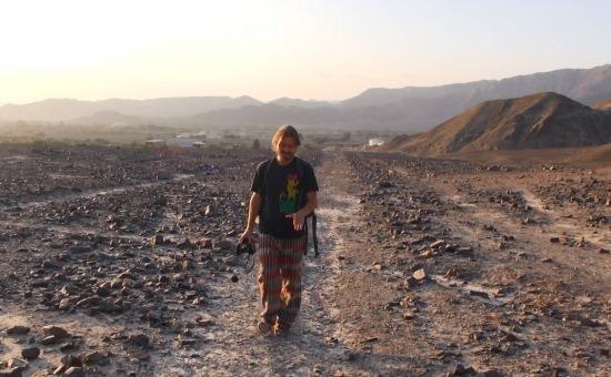 Tiltott a Nazca-vonalakon gyalogolni, de ez kit érdekel?