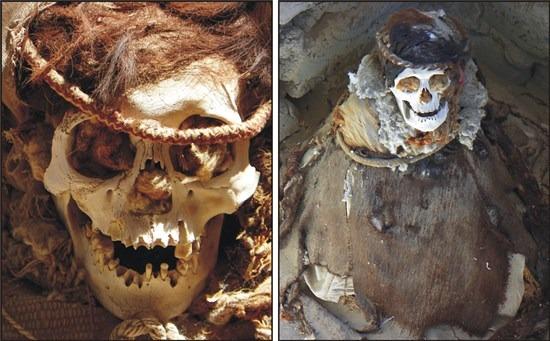 Múmiák Chauchillában