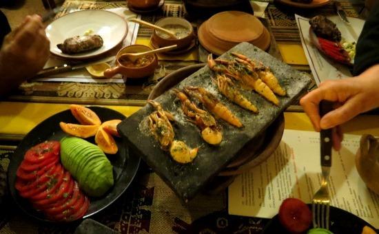 Itt az ideje a nagy zabálásnak - a Sonccollay Arequipa legizgalmasabb étterme