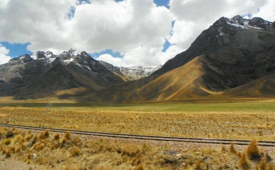 La Raya, a Puno-Cuzco közötti út legszebb állomása