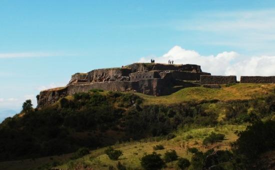 Puka Pukara, a Vörös erőd