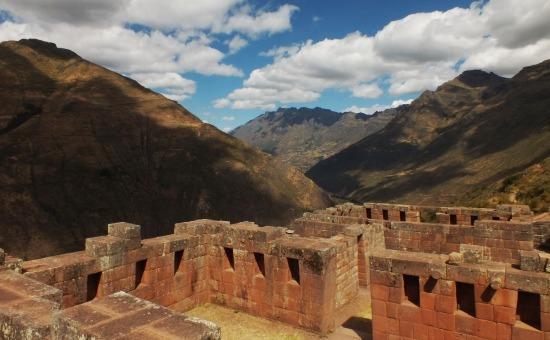 Így kell kinéznie egy valamit magára is adó inka épületnek, na!