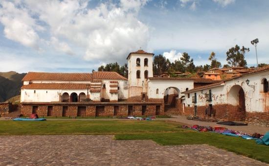 Chinceróban található Dél-Amerika második legöregebb temploma