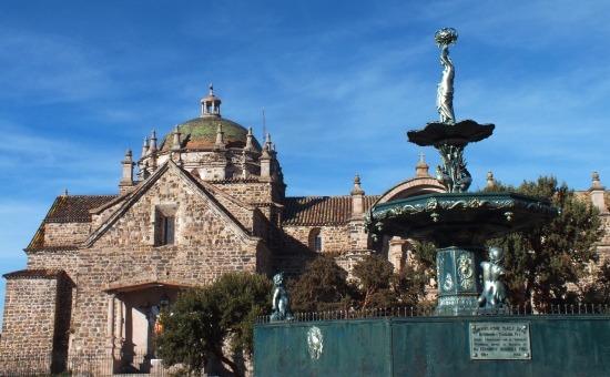 A Santiago Apóstol az Altiplano legszebb ás legizgalmasabb temploma