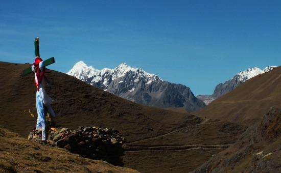 A kecsuák legszentebb hegye az Ausangate