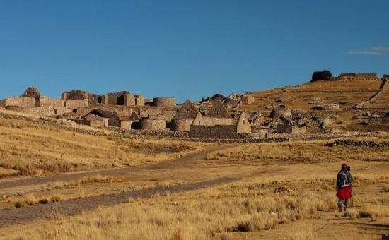 Peru Espinar Altiplano