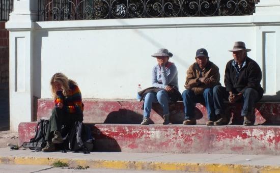 Huambóban senki nem érti, mire várunk